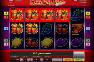 Sizzling Hot Online Casino